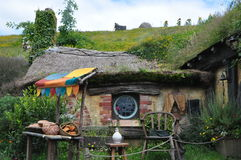 Hobbit house Royalty Free Stock Images
