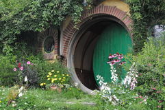 Hobbit house Royalty Free Stock Photography