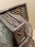 hobbit 45props шлема карлика Стоковые Изображения