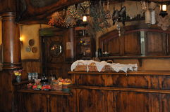 Hobbit pub Royalty Free Stock Photography