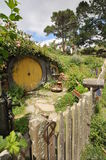 Hobbit village Royalty Free Stock Images