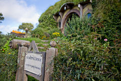 Hobbiton, Mata Mata Stock Photography