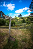 Hobbiton. The Shire, New Zealand Stock Photo
