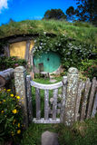 Hobbiton. The Shire, New Zealand Stock Image