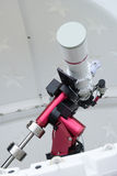 Hobby Hobbyiststjärnateleskop, astronomi Royaltyfri Fotografi
