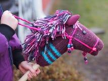 Hobby Horse Royalty Free Stock Photography
