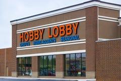 Hobby Lobby Store Royalty Free Stock Photography