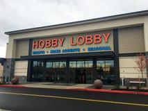 Hobby Lobby Storefront at Mall Royalty Free Stock Image