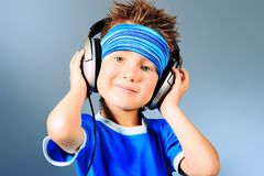 Hobby music Royalty Free Stock Images