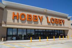 Hobbylobby Royaltyfri Foto