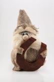 Hobgoblin della bambola di straccio Immagine Stock