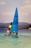Hobie Cat Royalty Free Stock Images