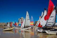 Hobie nationals South Africa Royalty Free Stock Images