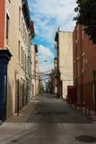 Hoboken gränd Royaltyfria Foton