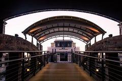 Hoboken station 01 royaltyfri foto