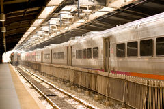 Hoboken Terminal Stockfoto