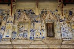 Hobtam sim esan at Wat sawatee.,Khonkaen Thailand., Esan style p Royalty Free Stock Image