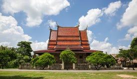Hobtam sim esan at Wat sawatee.,Khonkaen Thailand Royalty Free Stock Images