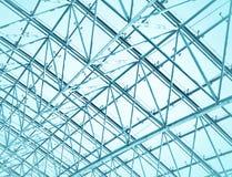 Hoch entwickelte Dachtechnologie Stockfotos