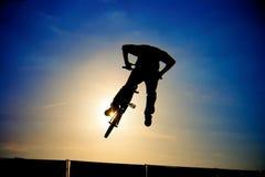 Hoch fliegen Lizenzfreie Stockbilder