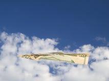 Hoch fliegen Stockfotos
