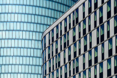 Hoch Zwei (HOCHZWEI) Office Tower Of OMV Company In Vienna Royalty Free Stock Photos