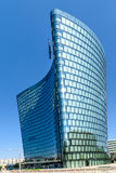 Hoch Zwei (HOCHZWEI) Office Tower Of OMV Company In Vienna Stock Photography