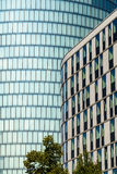 Hoch Zwei (HOCHZWEI) Office Tower Of OMV Company in Wien Stockfotografie