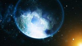 Hochauflösender Sternfeldhintergrund Sternenklare Weltraumhintergrundbeschaffenheit Bunter sternenklarer Weltraumhintergrund des  Lizenzfreies Stockbild