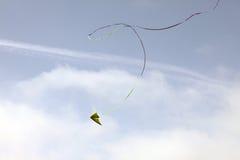 Hochfliegende Höhe Lizenzfreies Stockbild