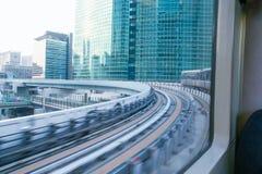 Hochgeschwindigkeits-U-Bahn Stockfotos