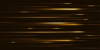 Hochgeschwindigkeitsbewegungsdesign High-Tech Abstrakter Technologie-Hintergrund Auch im corel abgehobenen Betrag stock abbildung
