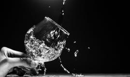 Hochgeschwindigkeitsphotographie stockfotos