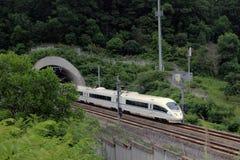 Hochgeschwindigkeitszug von China Lizenzfreies Stockbild