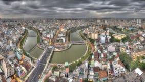 Hochiminh Vietnam stock fotografie