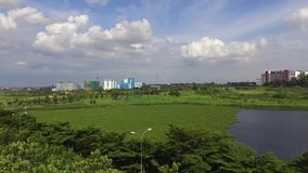 Hochiminh Vietnam stock video