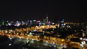 Hochiminh Vietnam stock videobeelden