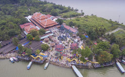 Hochiminh Vietnam Stock Photo