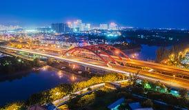 Hochiminh Vietnam Royalty Free Stock Photography