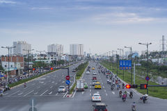 Hochiminh Vietnam Royalty Free Stock Images