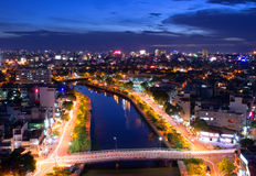 Hochiminh Vietnam Royalty Free Stock Photos