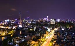Hochiminh Vietnam Stock Photography