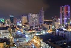 Hochiminh Wietnam fotografia royalty free