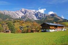 Hochkoenig, SalzburgerLand, Austria Fotografie Stock Libere da Diritti