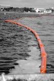 Hochkonjunktur im Wasser im Pensacola-Bereich lizenzfreie stockbilder