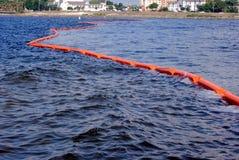 Hochkonjunktur im Wasser im Pensacola-Bereich stockfoto