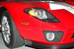 Hochleistungs--Auto Stockbild