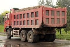 Hochleistungs-LKW Lizenzfreies Stockfoto