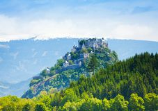 Hochosterwitz castle in Austria Stock Images