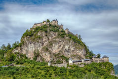 Hochosterwitz Castle, Austria Royalty Free Stock Photo